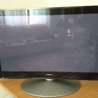 ジャンク品 テレビ Wooo37型あげます