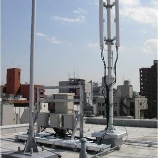 携帯電話基地局の施工管理業務(仙台)