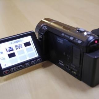 ビデオカメラの修理
