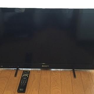SONY製 HDD内蔵液晶テレビ[KDL-32EX42H] BR...