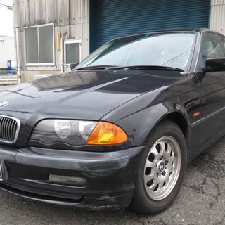 BMW!3シリーズ!車検31年2月!