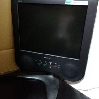 AQUOS テレビ デジタル未対応 写真追加