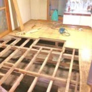便利屋!改装、修繕、補修します。