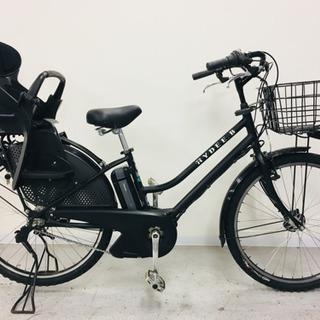 新基準ブリジストンHYDEE-B. 6.6Ah電動自転車中古