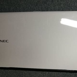 美品 NEC LaVie LE150T1W-P2