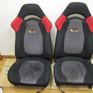 【美品】インプレッサGC8純正シート 希少?運転席・助手席セット