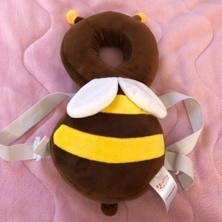 ヘッドガードミツバチさん