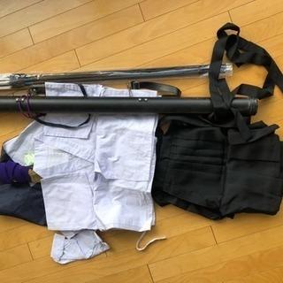身長170㎝の男子 弓道の道具一式