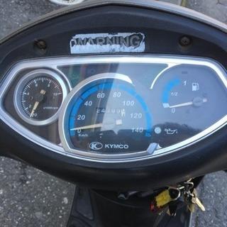 低走行バイク通勤にもってこいバイク