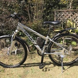 中古マウンテンバイク GIANT ROCK4500