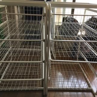 IKEA 収納 ワイヤーバスケット