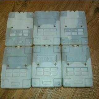 -16℃保冷剤6個セット■ロゴス保冷材/氷太くん■クーラーボックスに