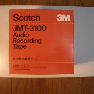 《未使用》  オープンリールテープ 10個入り Scotch J...