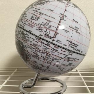 【美品】インテリアにも最適!オシャレな地球儀です@世田谷区池尻