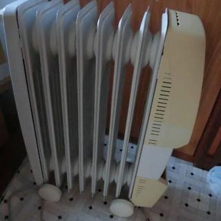 オイルヒーター