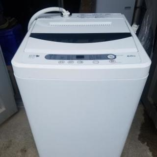 ヤマダ電機 HERB Relex 全自動電気洗濯機 YWM-T60A1 2015年製