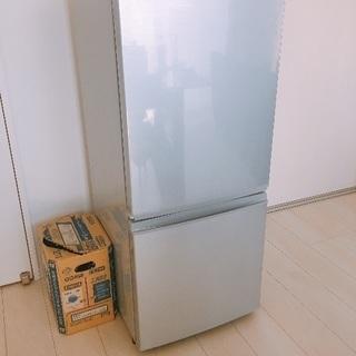 2014年製 冷蔵庫 シャープ製 137L