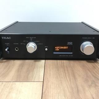 TEAC UD-501 USBオーディオデュアルモノーラルD/Aコ...
