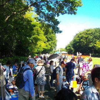 3月24日(土)「所沢航空記念公園」フリーマーケット開催