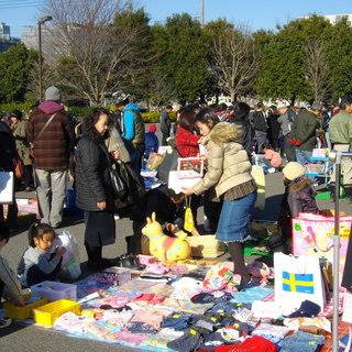 3月25日(日)「柏の葉公園」フリーマーケット開催