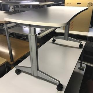 テーブル オカムラ 高さも変えられます 70-74cm 在庫あり