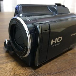 SONYデジタルHDビデオカメラレコーダーHDR-XR150  ...