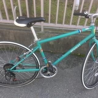 【期間限定出品・美品】ルノー クロスバイク CRB7006S 6段...