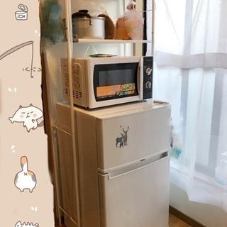 【急募】電子レンジと冷蔵庫セット♬