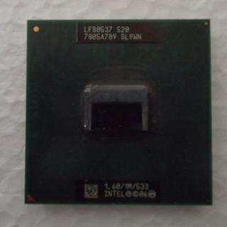 インテル(R) Celeron(R) Mプロセッサー 520 1....
