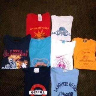 Tシャツ Boys、Girlsサイズ  8枚セットで