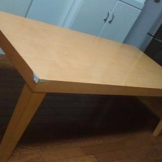 テーブル 120×55 高さ40