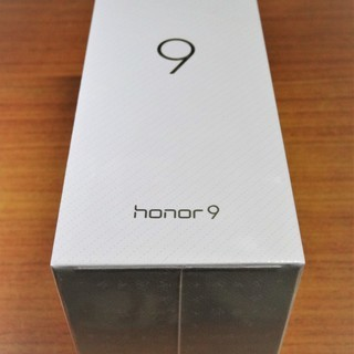 Huawei ファーウェイ honor9  新品 SIMフリー