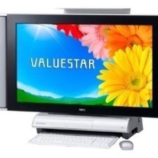 NEC製テレビパソコン(VALUESTAR Wシリーズ PC-VW...