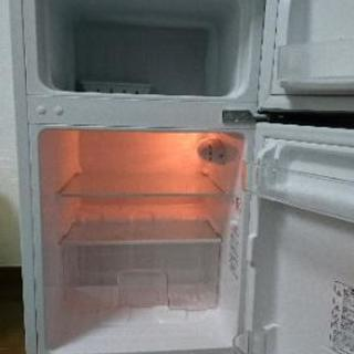 【本日取引希望】2017年製 冷蔵庫93L