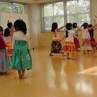 キッズフラダンス【菊名・鴨居・大口・鶴見・綱島・トレッサ横浜】