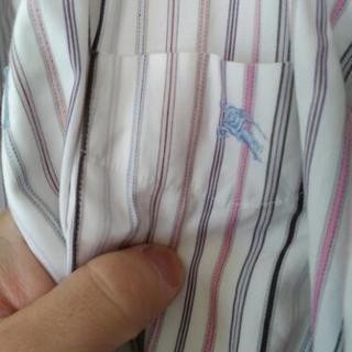 バーバリーシャツサイズ(2)