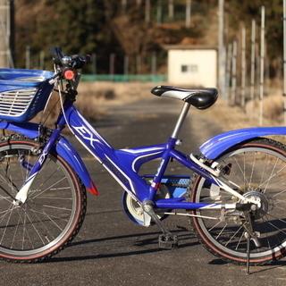 男の子用自転車 20インチ