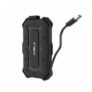 ineo 2.5インチ SATA SSD HDDケース USB ...