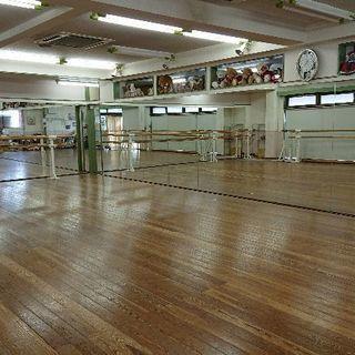 後藤慶祐・小泉高峰バレエスタジオコパン