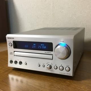 ONKYO CDチューナーアンプ