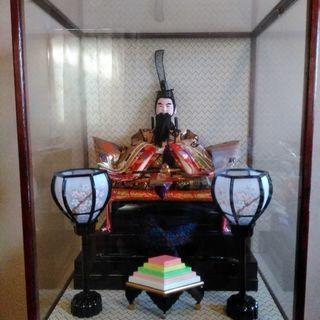 天神様 ひな祭り人形