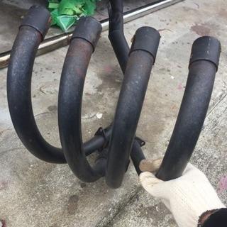 ゼファー400 ショート管