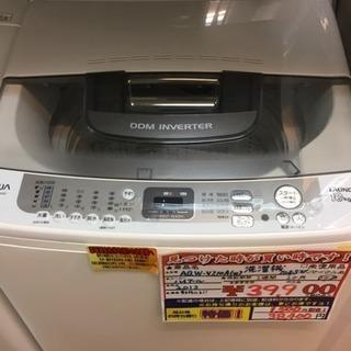 洗濯機 ハイアール AQW-VZ10A 10K 2013年