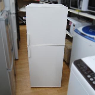 無印良品 2ドア冷蔵庫 137L AMJ-14D 2014年製 良...