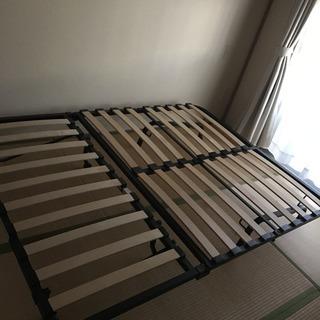 【無料】フレームのみ IKEA ソファベット