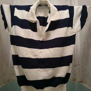 半袖セーター