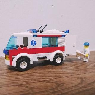 LEGO/救急車と救急隊