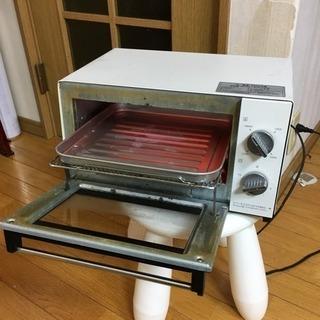 動作良品 BIGオーブントースター DOT-1001 ドウシシャ...