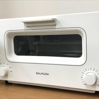 安心の6ヶ月動作保証つき!BALMUDA ザ トースター。
