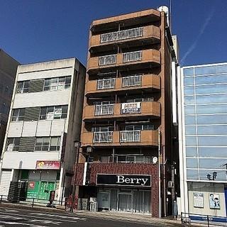 """(終了しました)水戸中心街で54.18m2最上階の部屋を""""月額3...."""